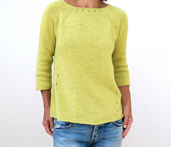Sunshine Coast Sweater Class