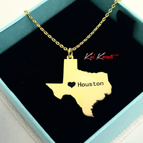 Hurricane Harvey Texas Limited Edition - Karats States (Gold)