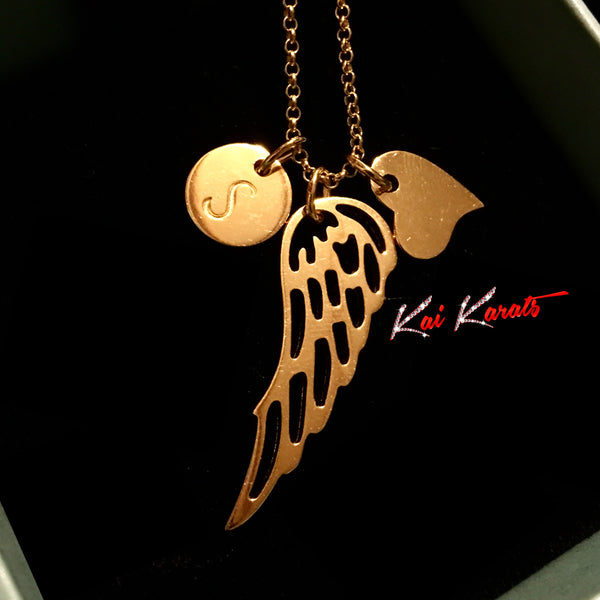 Karats Angel (Gold)