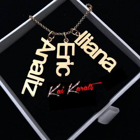 Karats Collection (Gold, Three Names)