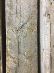 "California Coastal Reclaimed Wood Panels - ""Naturally Aged"" (20sqft)"