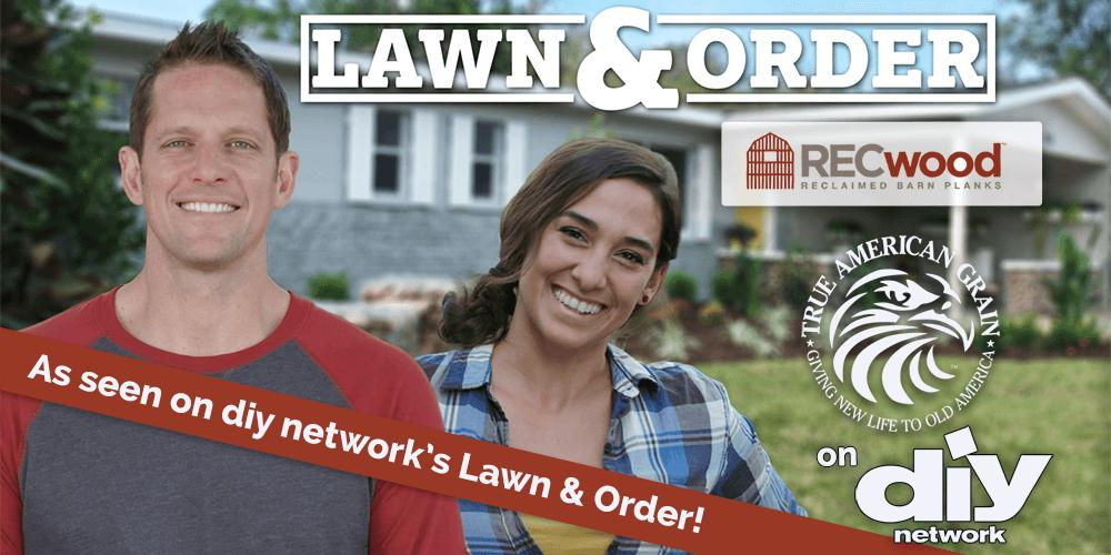 Panels on Lawn & Order