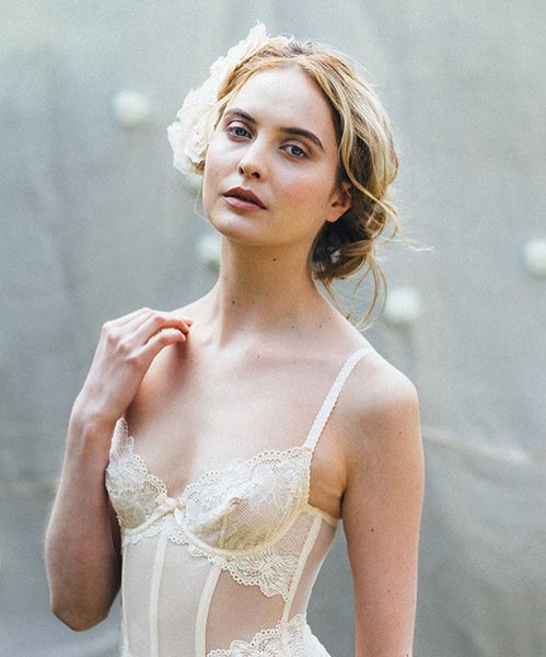 Luxury Lingerie For Beautifully Undressed Brides