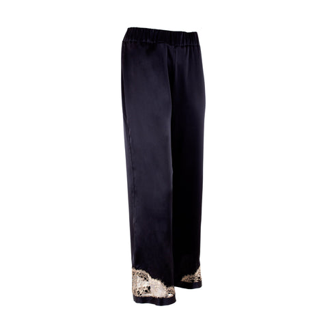 Emma Harris Lingerie Cleo Pyjama Trousers - Product 2 - beautifullyundressed.com