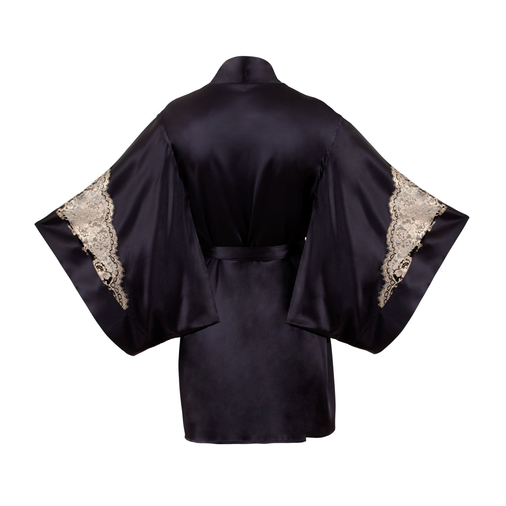 Emma Harris Lingerie Cleo Kimono - Product - Back 2 - beautifullyundressed.com