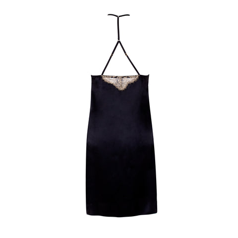 Emma Harris Lingerie Cleo Slip Dress - Product - Back - Beautifully Undressed