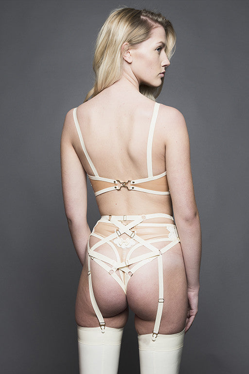 Maia Thong - White