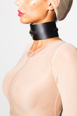 Golden Exos Choker