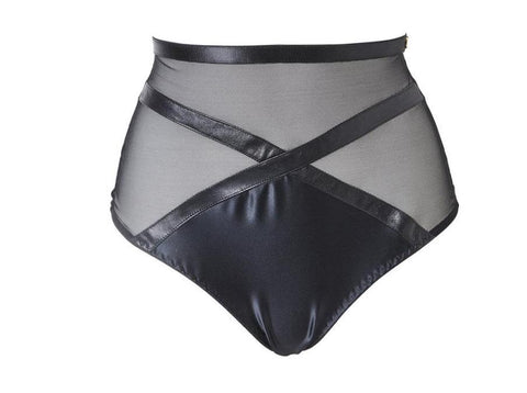 Something Wicked Jade High waist brief - Beautifully Undressed - product front