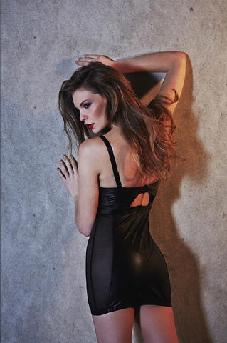 Something Wicked, Montana Dress - model back - beautifullyundressed.com