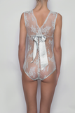 Opaline Ribbon Bodysuit