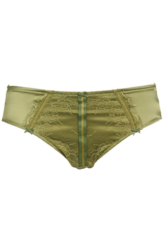 Tara Pistachio Crush Knickers