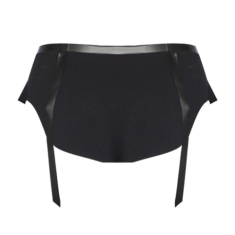 Déjeuner horizontal Panties - cut out - back by Ruban Noir - Beautifully Undressed.