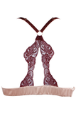 Beautifully Undressed X La Maison Nouvelle Felicia Valentina Lace Boudoir Bra - back