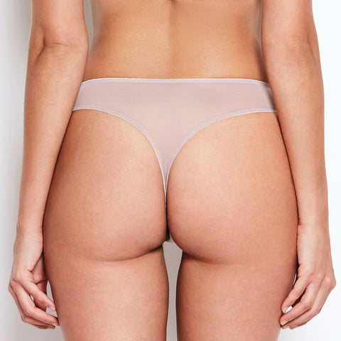 Katherine Hamilton Abbie Vintage Rose Thong from Beautifully Undressed. model shot 2