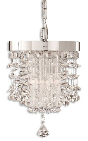 Uttermost 21849 Fascination Crystal Mini Pendant - UTMDirect