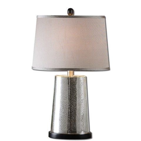 Uttermost 27694 Arnez Mercury Glass Table Lamp - UTMDirect