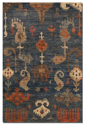 Uttermost 70007-9 Hand Knotted Bali 9 X 12 Rug - UTMDirect