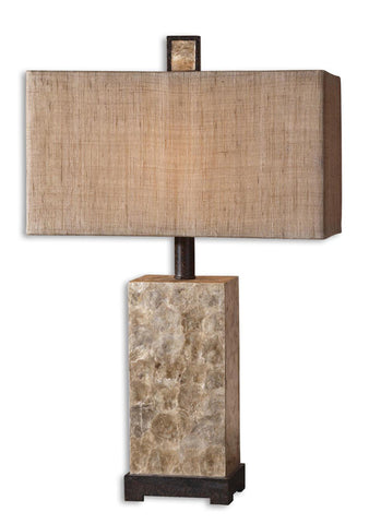 Uttermost 27347-1 Rustic Pearl Table Lamps - UTMDirect