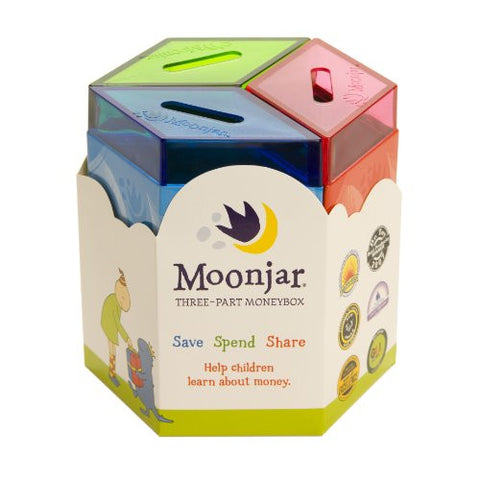 Classic Moonjar Moneybox sold by KidzKupboard on Amazon