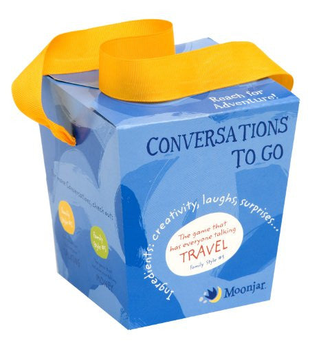 Conversations to Go: Travel