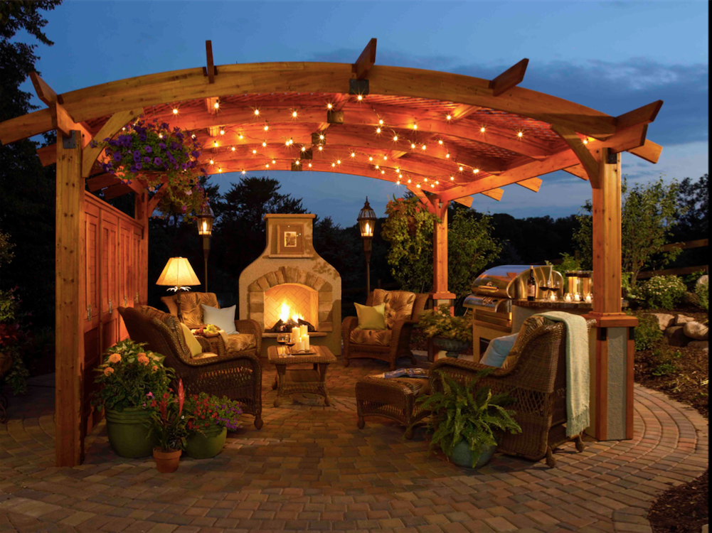 Top Reasons To Buy Arched Pergola Kit