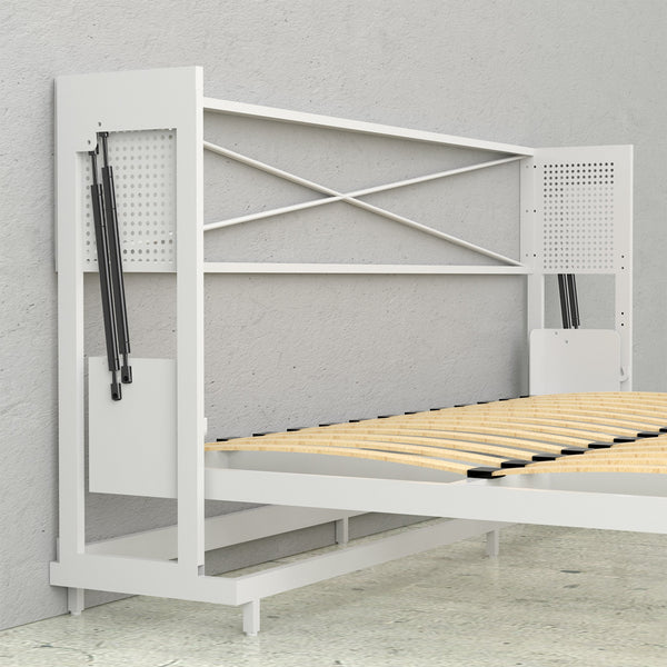 Leto Muro Alex Wall Bed With American Oak Online Furniture Store