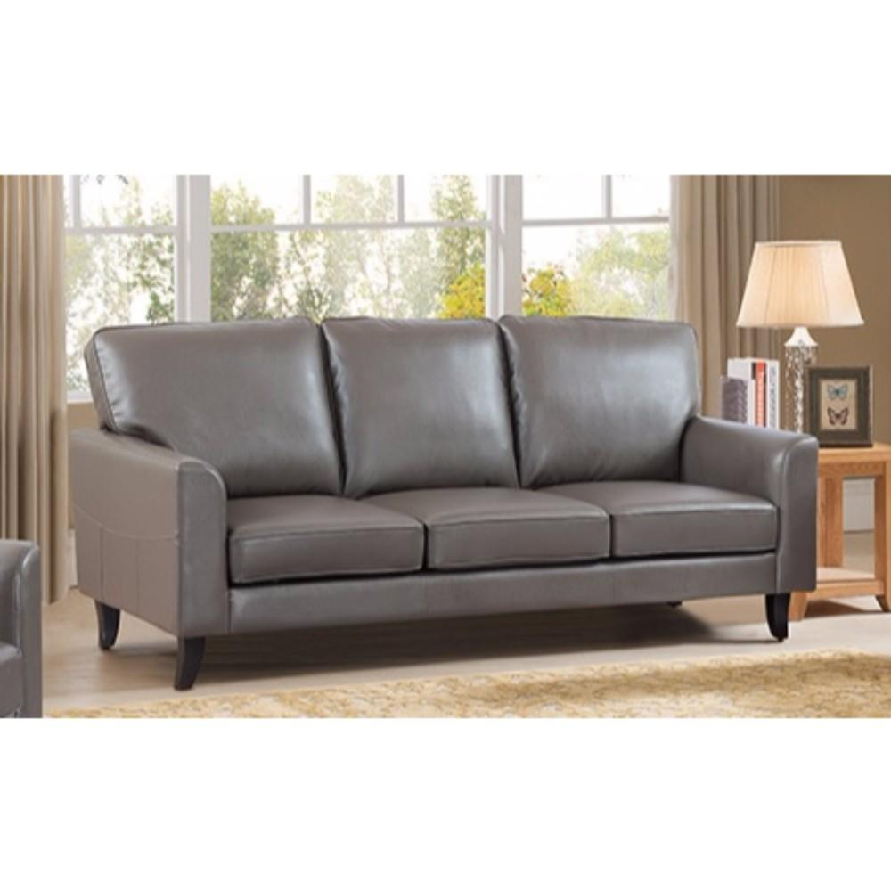 Mid Century Modern Gray Sofa For Sale Online Furniture Store