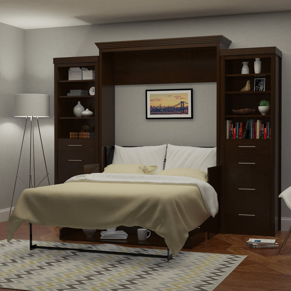 Leto Muro Coventry Double Wall Bed With Desk