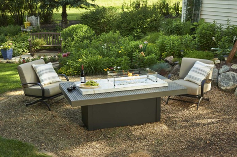 Outdoor GreatRoom Company Fire Pit Coffee Table For Sale Online Store