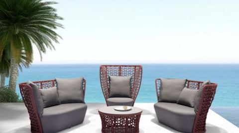Lattice Modern Design | Wicker Outdoor Furniture