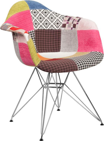 Alonza Fabric Accent Chairs Modern Chairs For Sale Online Furniture