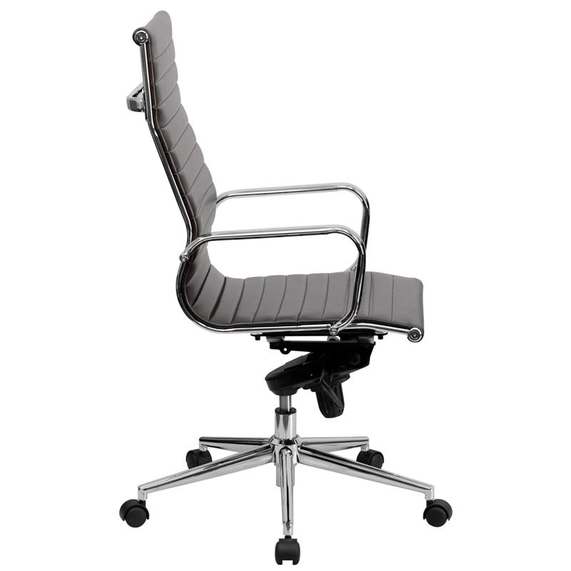 ... Affordable High Back Leather Office Chairs | Flash Furniture Dealer ...