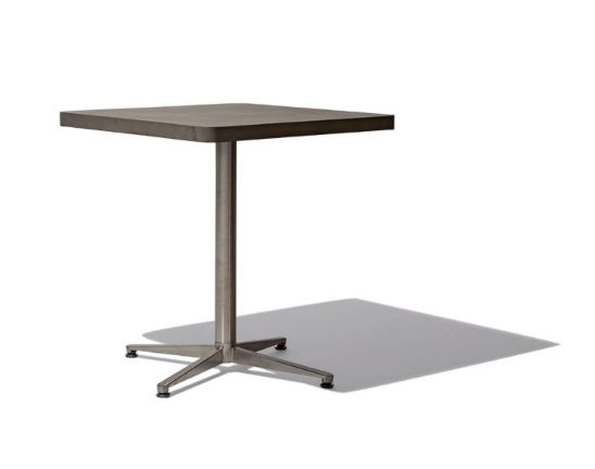 Restaurant Furntiure | Square Table for Bistros Cafes and Bars