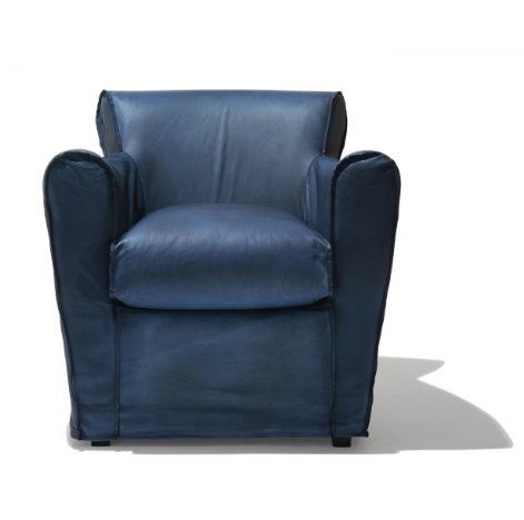 Blue Accent Chairs Modern Armchair For Sale Online Furniture Store