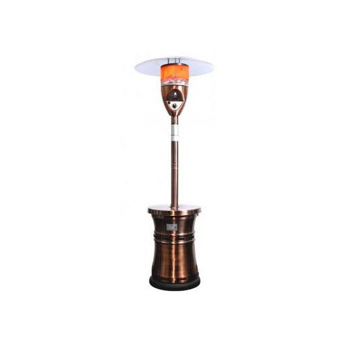 Elegant Designed 7 Foot Tall Cooper Outdoor Patio Heater