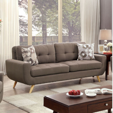 Mid Century Sofa Set Modern Living Room Furniture For Sale Online