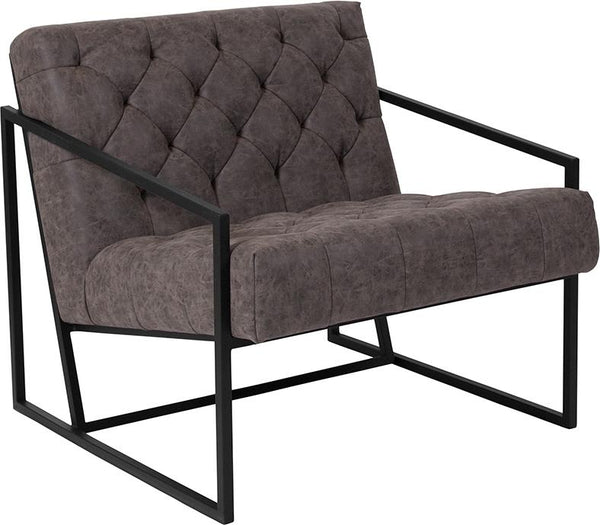 Hercules Madison Tufted Chair For Sale Online Furniture Store, Gray