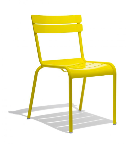 Colorful Metal Dining Chairs Cafe Chairs Online Furniture Sale