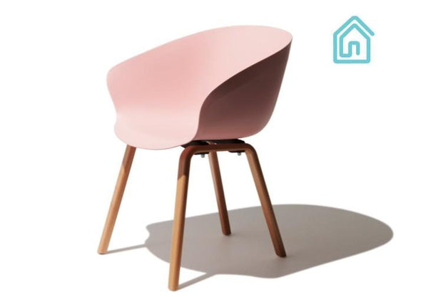 High Quality Mid Century Modern Pink Chair For Sale Online