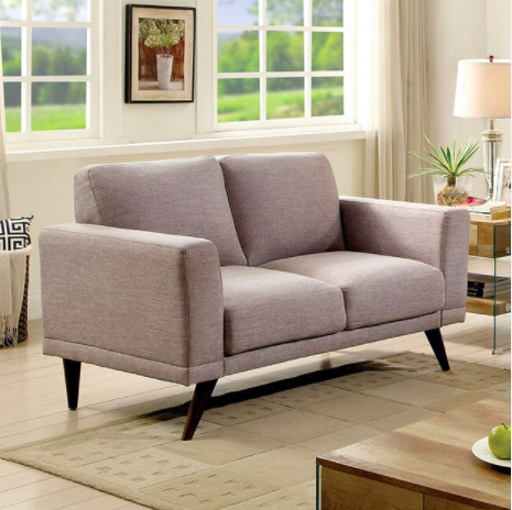 Furniture of America Janie Mid Century Modern Living Room Collection