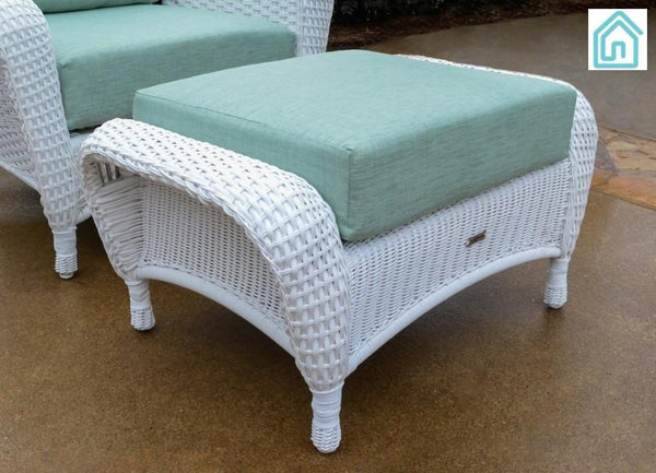 Best White Wicker Furniture Outdoor Chair