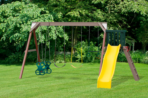Buy Play Mor Free Standing Swing Set Fairfield County CT