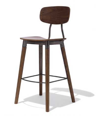 Modern Bar Stools | Mid Century and Industrial Furniture for Restaurant