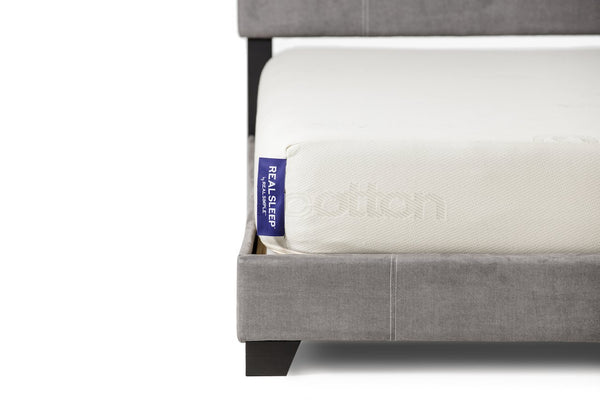 Real Sleep by Real Simple King Memory Foam Mattress For Sale Online