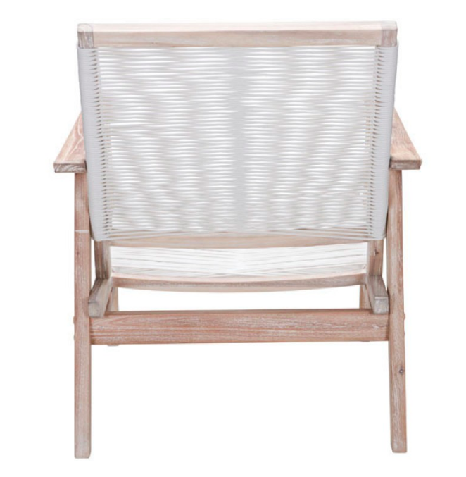 Zuo Modern Patio Furniture.Coastal Zuo Modern South Port Outdoor Armchair Patio Furniture
