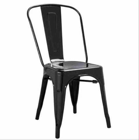 Talix Indoor Outdoor Metal Chairs