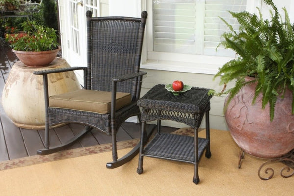 Plantation Outdoor Rocking Chairs Wicker Furniture