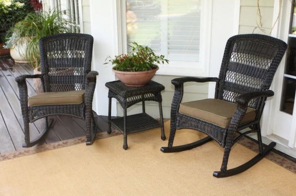 Plantation Outdoor Rocking Chairs | Outdoor Wicker Furniture