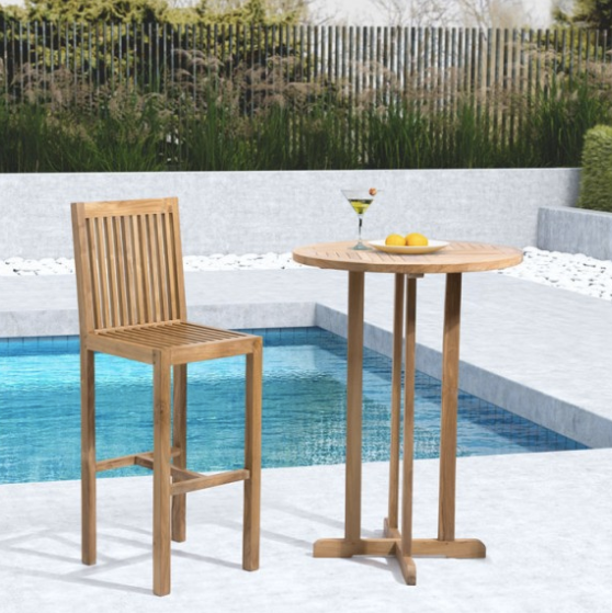Outdoor Bar Elegant Teakwood Outdoor Furniture Shop Online Store